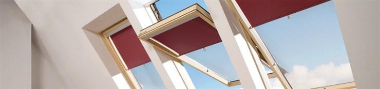 Эксклюзивные мансардные окна и балкон FAKRO
