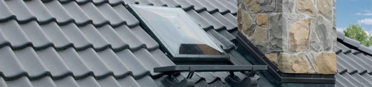 Окна-люки для выхода на крышу нежилых помещений FAKRO WSZ, WGI и WLI