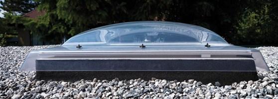 Зенитные фонари / окна для плоских крыш