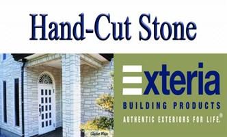 Hand-Cut Stone / Тёсаный камень