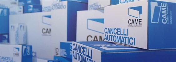 CAME Комплекты автоматики для откатных ворот
