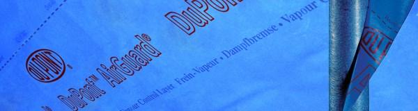 TYVEK DuPont Гидроизоляционные материалы (США - Люксембург)