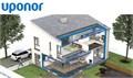 UPONOR Система вентиляции внутренние воздуховоды трубы