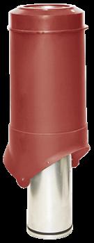 Выход вентиляции KROVENT Pipe-VT 125is изолированный