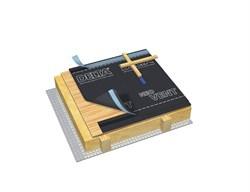DELTA-NEO VENT PLUS универсальная диффузионная мембрана для скатных крыш
