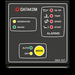 DATACOM DKG-107 контроллер автоматического запуска генератора