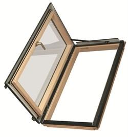 FAKRO FWP U3 универсальное окно распашное для выхода на крышу для отапливаемых помещений