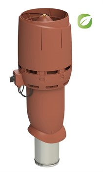Кровельный вентилятор VILPE ECo 200P FLOW