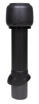 Выход кровельной вентиляции (вытяжки) VILPE P Ø125/160 h700 мм изолированный с колпаком-дефлектором