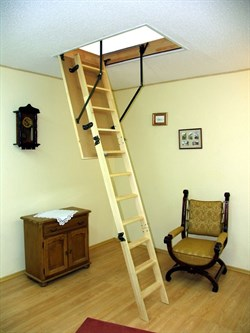 Чердачная лестница OMAN Standard 280