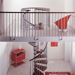 Винтовая интерьерная лестница Arke Klan