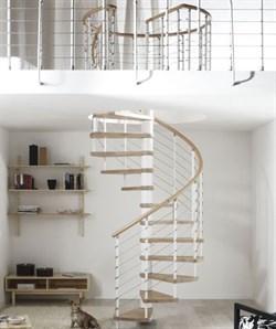Винтовая интерьерная лестница Arke Kloe