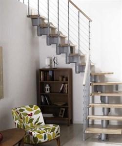 Модульная интерьерная лестница Arke Komoda