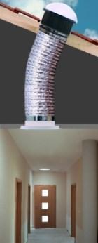 Туннель дневного света FAKRO SLT