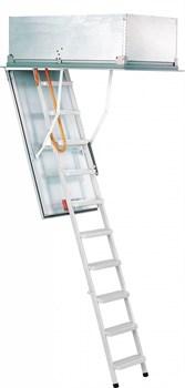 Огнестойкая термоизоляционная чердачная лестница MINKA Type 12 Solid.