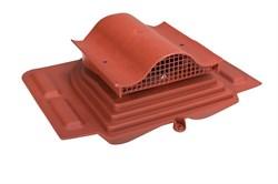 Кровельный вентиль / аэратор универсальный KTV-PELTI для металлочерепицы всех профилей