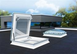 Окно для плоских крыш FAKRO DRC
