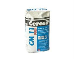 СМ 11/25 PLUS Ceresit. Клей для плитки