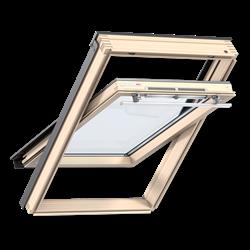 """Мансардное окно VELUX Optima (Оптима) GLR 3073IS """"Комфорт"""" ручка сверху"""