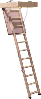 Термоизоляционная чердачная лестница MINKA POLAR 60