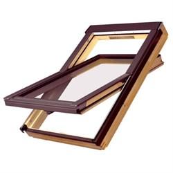 Мансардное окно FAKRO FTP-V U3 Профи Медное