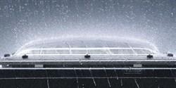 Купол защитный для зенитных фонарей VELUX ISD