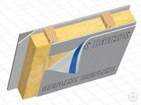 Delta-Reflex энергосберегающая пароизоляция