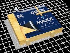 Диффузионная мембрана Delta-Maxx X