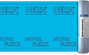 Адаптивная пароизоляция Delta NovaFlexx