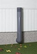 Цокольный дефлектор VILPE ROSS 125/135