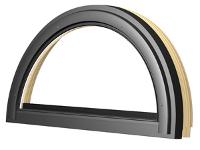 Окно-надставка арочной FBP Z6