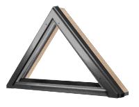 Окно-надставка треугольной формы FBP Z6