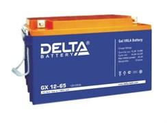 DELTA GX 12-65 (12В 65Ач)