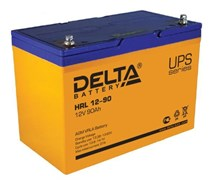 DELTA HRL 12-90 аккумулятор