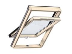 Мансардное окно VELUX OPTIMA Standart / Велюкс Оптима Стандарт GLR 3073B ручка снизу