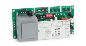 RZN 4404-К Центральный процессор системы дымоудаления для двух окон