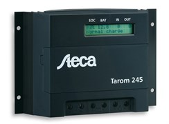 Контроллер заряда Steca Tarom 245 (45 А, 12/24 В, дисплей)