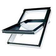 Мансардное окно FAKRO PTP U3 ПВХ-профиль без вентиляционного клапана