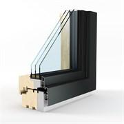 Фасадное окно FAKRO Classic Passive