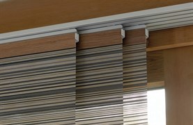 Air Motor АМ 9300 электрокарниз для штор трёхрядная система для панельных штор