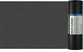 DELTA-FLORAXX Профилированная мембрана 20 мм с перфорацией для зелёных крыш, эксплуатируемых крыш и мощения