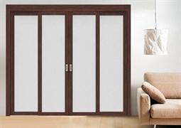 SLIDING MDP4.2 - четырёхстворчатая система для раздвижных дверей