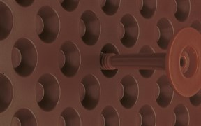DELTA-MS DUBEL Пластиковый дюбель для крепления профилированных мембран