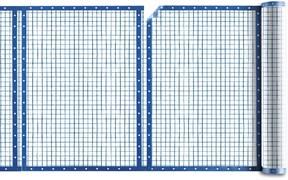 DELTA PLAN 1500 E Армированная плёнка из полиэтилена с усиленными по периметру кромками