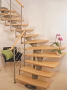 Dolle Chicago Модульная лестница ширина марша 74 см