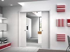 ECLISSE UNICO DUOBLE Пенал для двустворчатой раздвижной двери