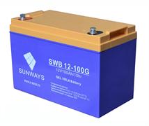 Аккумуляторная батарея Sunways SWB 12-100G