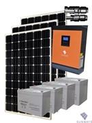 Санфорс 840 Автономная солнечная энергосистема 1500 Ватт