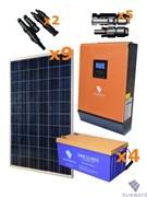 анфорс 2340 Автономная солнечная энергосистема 3200 Ватт