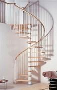 MINKA Spiral Effect Винтовая лестница ступени Белый